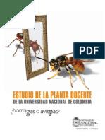 Libro Hormigas o Avispas