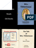 Mrs.Tittlemouse, Beatrix Potter, AutoPlay