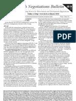 Earth Negotiations Bulletin – summary of May 24th, 2012