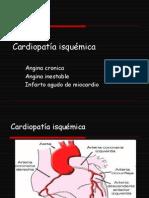 Cardiopatia Isquemica Clase Rotatorio 2012
