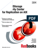 IBM Total Storage Productivity Center for Replication on AIX Sg247407