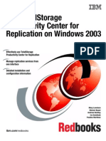 IBM Total Storage Productivity Center for Replication on Windows 2003 Sg247250