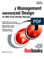Identity Management Advanced Design for IBM Tivoli Identity Manager Sg247242