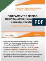 Equipamentos médico hospitalares