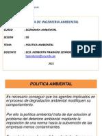05- 2011 - POLITICA AMBIENTAL