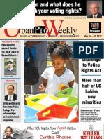 Urban Pro Weekly May 24, 2012