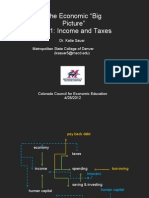 PFL for Math Teachers Part 1 Income and Taxes