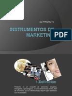 Instrumentos de Marketing