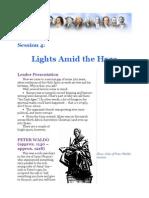 Leader Session 4--Lights Amid the Haze