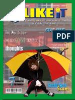 LIKEiT Magazine Vol 1 Issue 3