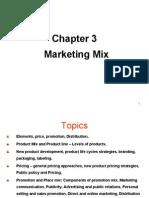 MM 3. Marketing Mix