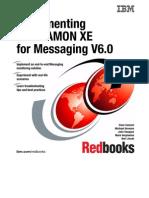 Implementing OMEGAMON XE for Messaging V6.0 Sg247357