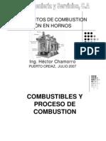 Curso Fundamentos de Combustion y Operacion en Hornos (Hch)