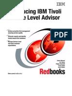 Introducing IBM Tivoli Service Level Advisor Sg246611