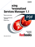 Introducing Tivoli Personalized Services Manager 1.1 Sg246031