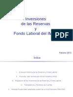 Inversiones IMSS
