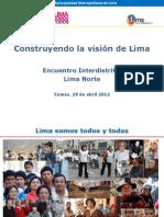 LN-Encuentro Interdistrital 28.04.2012-visión