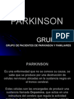 Introducción a la enfermedad de Parkinson
