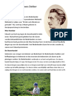 Eduard Douwes Dekker Nelleke