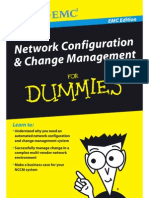 Network Config & Chg Mgmnt 4 Dummies Bk
