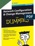 Network Config & Chg Mgmnt 4 Dummies Bk