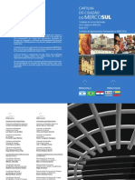Cartilha Do Cidadao Do Mercosul Edicao 2010
