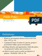 Public Policy2