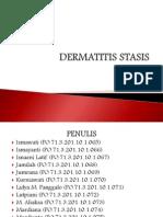 Dermatitis Stasis