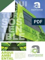Brochure Arquiambiental 2012