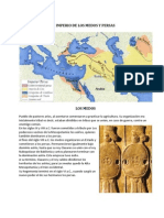 Los Medos y Persas