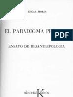 Morin El Paradigma Perdido 6a Parte