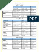Programme Outline-BKK Gymnastics