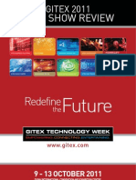 GITEX Technology Week 2011 Post Show Report