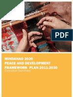 Mindanao 2020