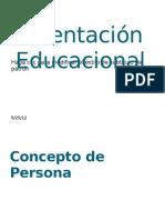 Concepto de Orientacion Educacional FIDE (1)