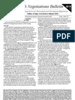 Earth Negotiations Bulletin – summary of May 25th, 2012