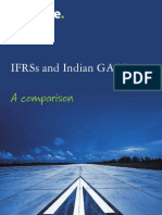 IFRS vs Indian Gaap 2008
