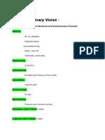 Final Calvery Vision