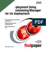 Vista Deployment Using Tivoli Provisioning Manager for OS Deployment Redp4295