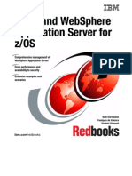 Tivoli and WebSphere Application Server on Z-OS Sg247062