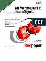 Tivoli Data Warehouse 1.2 and Business Objects Redp9116