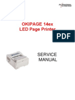 Okipage 14 EX Service Manual