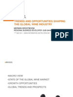 Euro Monitor International - Global Wine Trends