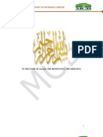 Internship report on MCB BAnk 2010.doc