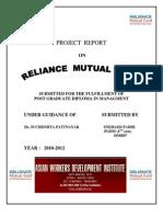 Reliance Mutual Fund Snehasis