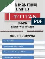 Titan Industries Limited