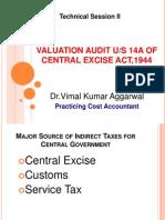Valuation Audit Us 14 A
