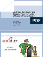 Business Continuity HA Backup DR