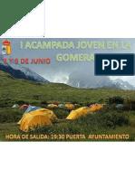 NOCHE TEMÁTICA EN LA GOMERA