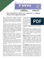 Third World Network – Bonn Update #21